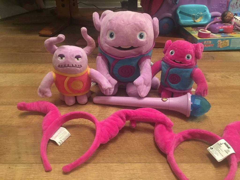 Home toys bundle