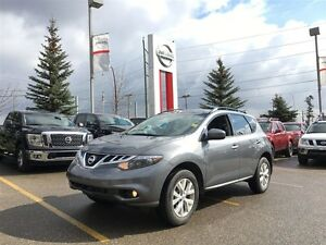 2014 Nissan Murano SL AWD LEATHER