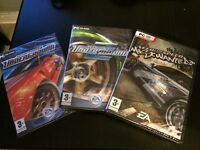 NFS collection games PC