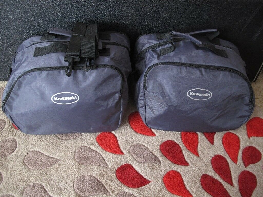 PAIR V35 SIDE CASE INNER SOFT BAGS