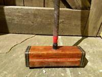 Croquet Mallet 34 inches long