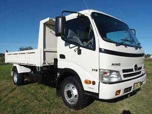 2011 Hino Dutro Series 717 4x2 Tipper Truck Inverell Inverell Area Preview