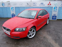 PART X DIRECT OFFERS THIS CLEAN VOLVO S40 1.8 WITH NEW MOT +SERVICE+WARRANTY DRIVES A1 ANY TRIAL !!