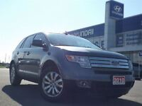 2010 Ford Edge Limited   ALL WHEEL DRIVE   LEATHER   HEATED SEAT