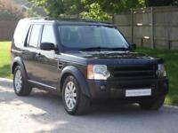 Land Rover Discovery 3 3 Tdv6 SE (green) 2006