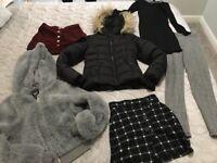 Girls cloths bundle ( New Look/ H&M)