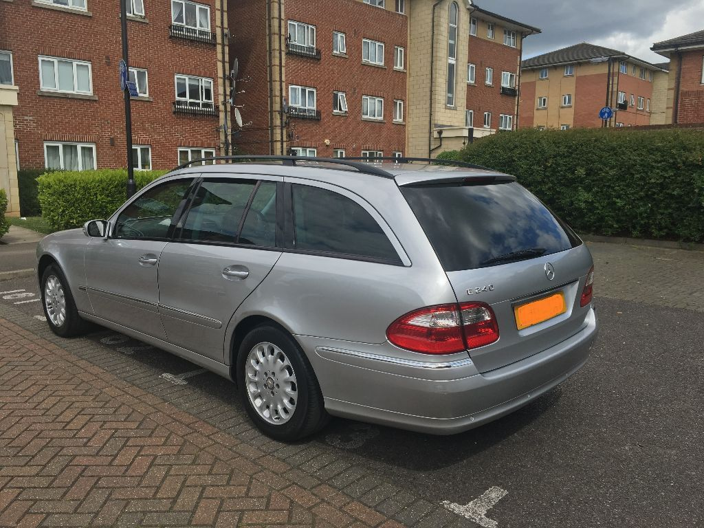 2004 mercedes w211 e240 7 seater in dagenham london for Mercedes benz seven seater