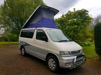 2011 IMPORT MAZDA BONGO AUTO FREE TOP 4 BERTH CAMPERVAN! 8 SEATER WITH DISABLED ACCESS!
