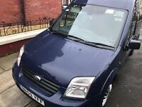 2010 59reg Ford Connect Tourneo Trend 1.8 Tdci 8 Seater Blue
