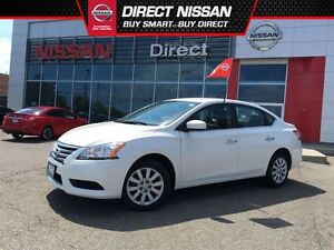 2015 Nissan Sentra 1.8 S IN VERY GOOD CONDITION-ONE OWNER