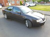 2003 AUDI A6 1.9 LTRS DIESEL £849 NO OFFERS NO P/X CASH ONLY CALL 07424678236 NO TEXT MESSAGES