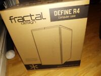 Fractal Design Define R4 Mid Tower Case - NEW IN BOX - Desktop PC Case