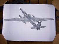 "U-2R Picture ""Senior Span III"""
