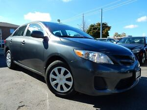 2011 Toyota Corolla CE | AUTOMATIC | ONE OWNER - LEASE RETURN