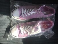 All star converse trainers