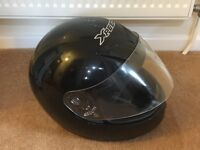 Black helmet size x3 extra small excellent condition Swansea
