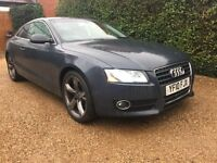 Audi a5 coupe 2.0 lady owner