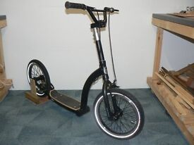 Adult kick scooter swifty air
