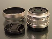 Olympus 17mm F1.8 M.Zuiko Digital ED Prime Lens