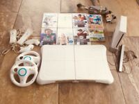 Nintendo Wii console package