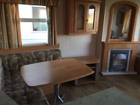 Two bedroom mobile home for rent in a lovely location on private property