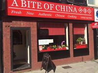 Chinese Restaurant delivery driver Wanted (Middlesbrough)