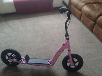 Child's scooter, like new, in Pink