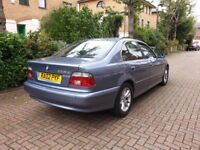 BMW 525d AUTO M SPORT 2002 YEAR MOT SERVICE HISTORY 2 OWNERS
