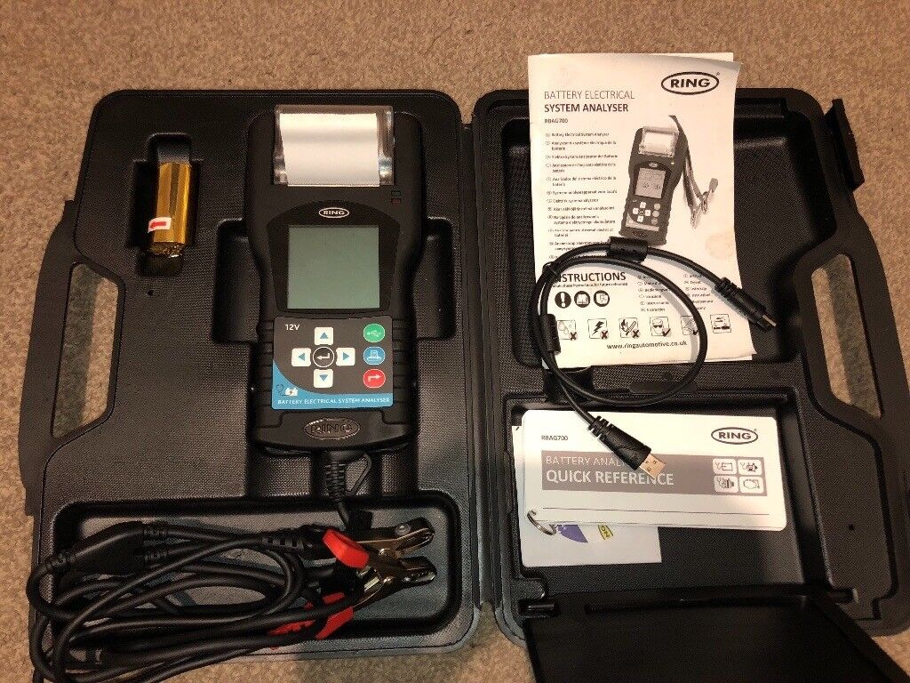 Ring Brand New Battery Tester In Chesterfield Derbyshire Gumtree Electrical Testers