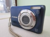 Canon Power Shot A3100 IS digital camera, excellent working order, £30
