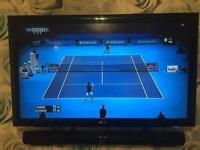 "LG 42"" HD 1080p LCD TV"