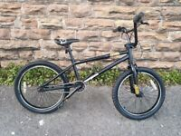 Mongoose LOGO 20inch Black & Gold BMX Bike Nice Condition