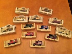 Walkers toy cars
