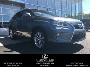 2015 Lexus RX 350 TOURING WITH NAV