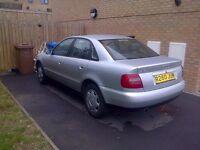 Audi a4 r reg