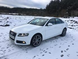 White Audi A4 - Finance available