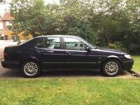 Saab, 9-5, Saloon, 2001, Other, 2962 (cc), 4 doors