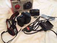 Canon EOS 1200D for sale at £225