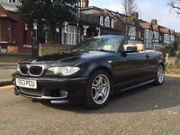 BMW 3 Series 318 Ci Sport 2dr Convertible Auto