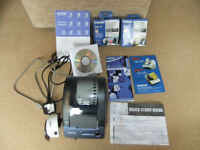 BROTHER P-TOUCH QL 500 LABEL PRINTER