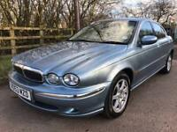 Jaguar X-Type 2.1 V6 SE 4dr HPI CLEAR,