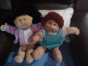 Cabbage patch kids Dolls. Wanneroo Wanneroo Area Preview