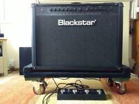 Blackstar ID260TVP + Foot Swich + Trolley. Reduced !