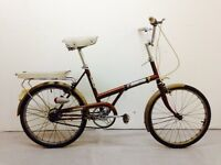 Raleigh shopper fully serviced excellent used condition.. serviced