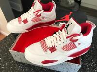 "Nike Air Jordan 4 Retro BG ""Alternate 89"" UK 8.5"