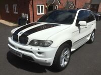 BMW X5 Sport Automatic LPG & Petrol 12 Months MOT HPI Clear