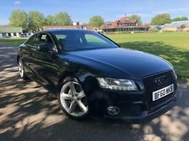 AUDI A5 3.0 DIESEL QUATTRO S LINE 2010 (60) SPECIAL EDITION AUTOMATIC 1 FORME...