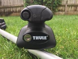 Thule Aero Roof Bars & Footpack