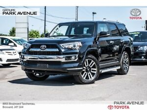 2016 Toyota 4Runner LIMITED**AWD**CUIR**TOIT**