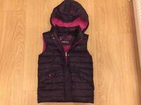 Purple Gilet/Sleeveless Jacket from Animal
